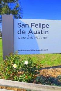 San Felipe de Austin State Historic Sit