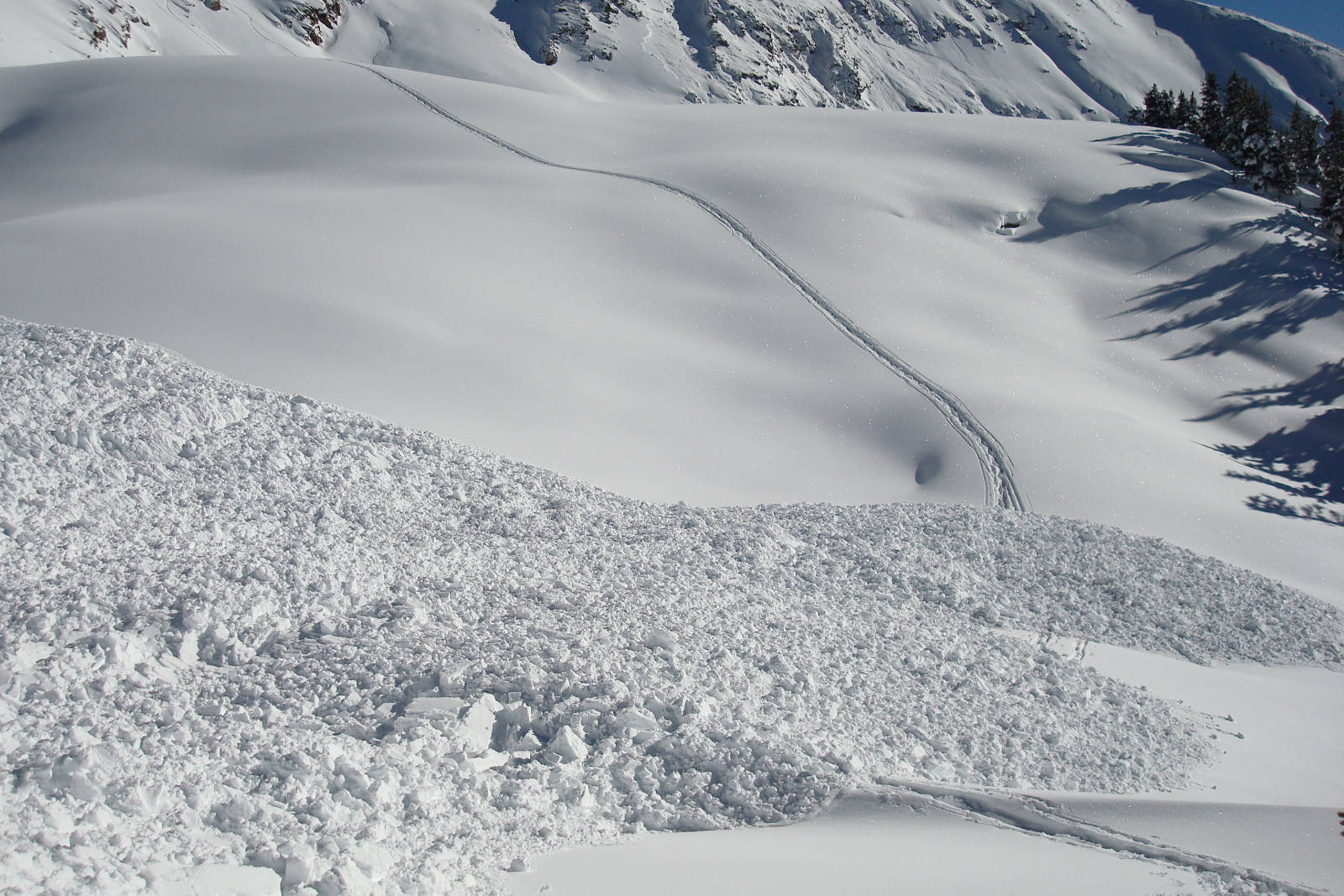 Avalanche Worker Safety