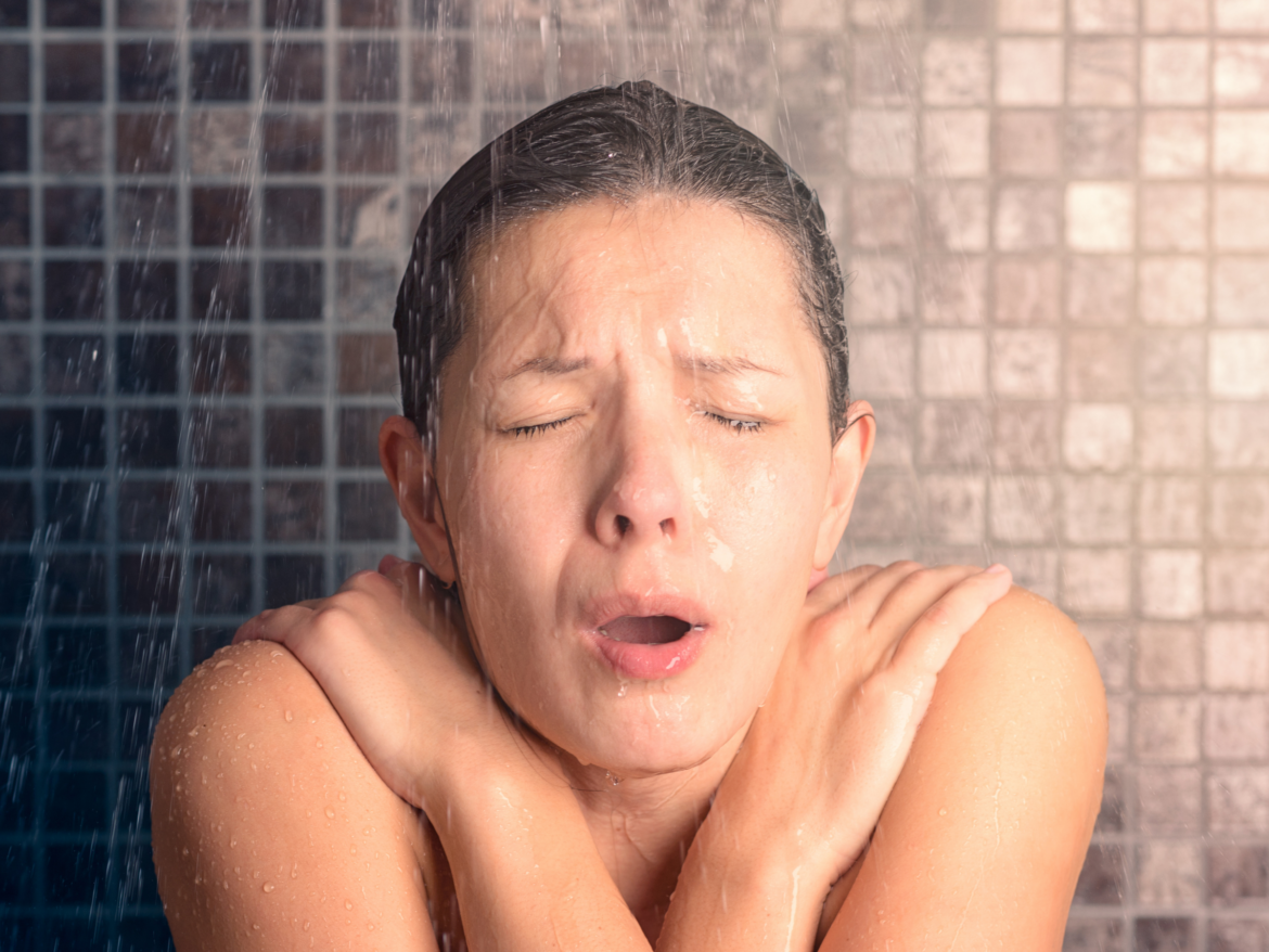 No Cold Water in the Shower? Here's What To Do!