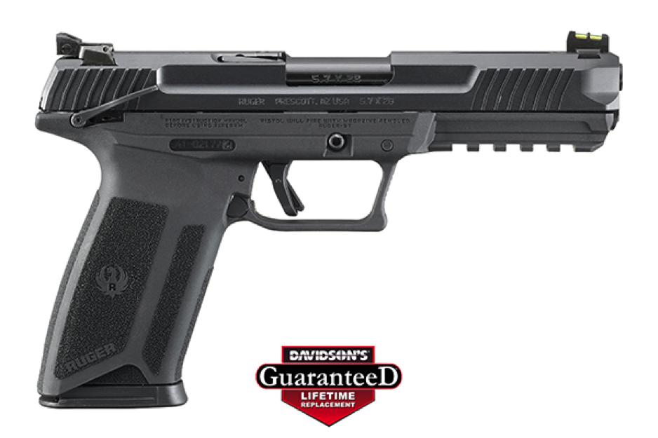 Ruger 57 handgun black nitride finish