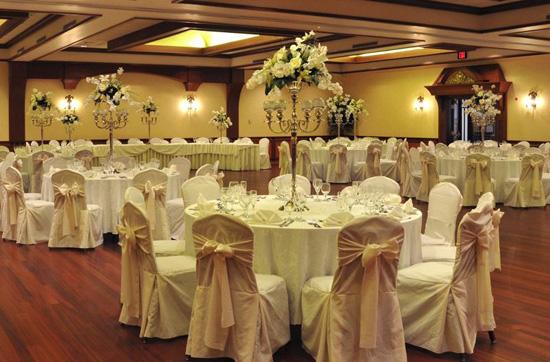 Cafe Escadrille Wedding