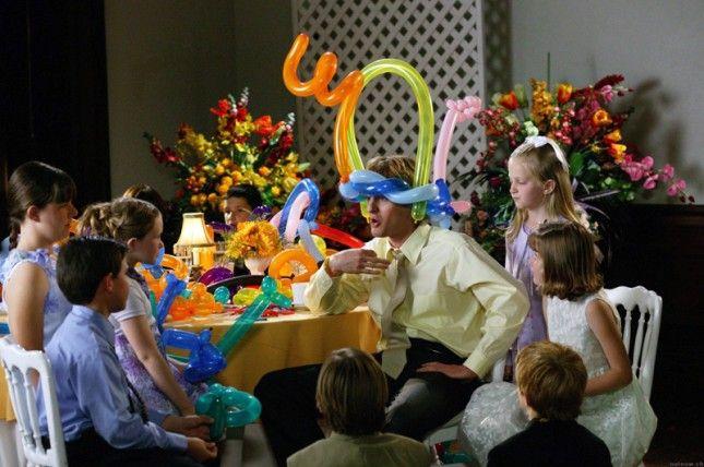Balloon Maker at Wedding