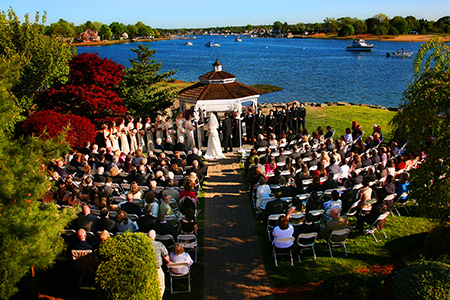 Wedding Venues North of Boston on the Water