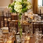 Table Setting- Wedding at Steeple Hall