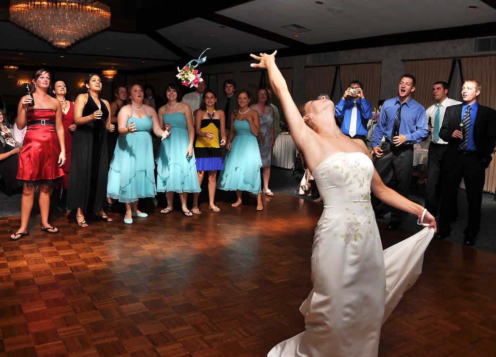Top 50 Most Requested Bouquet Toss Songs