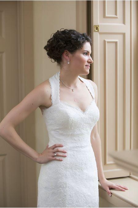Bride - Newburyport Wedding