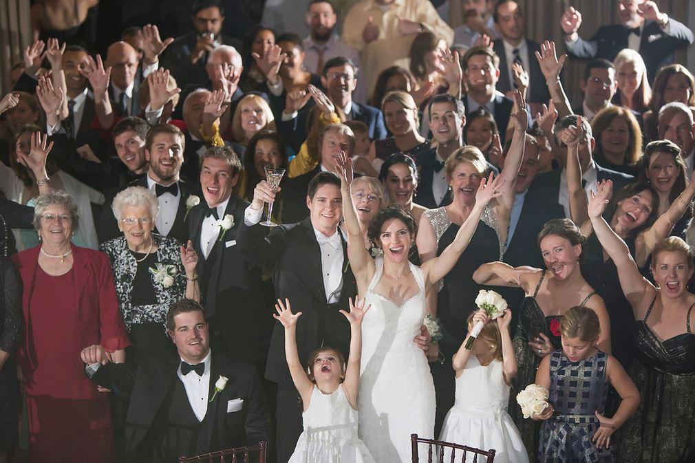 Wedding Party - Steeple Hall Newburyport