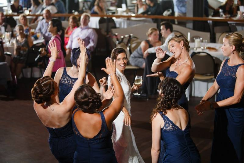 Wedding at Seaglass Blue Ocean Music Hall