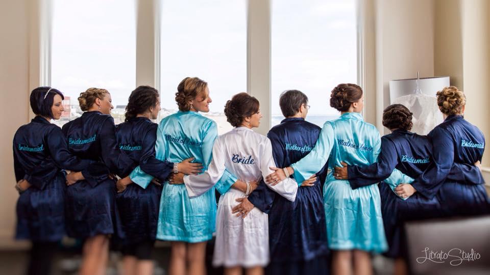 Blue Ocean Music Hall Wedding