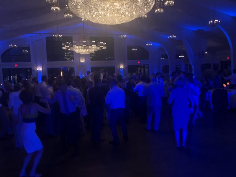 Dance Floor At Danversport Yacht Club