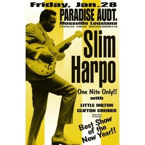 Harpo poster