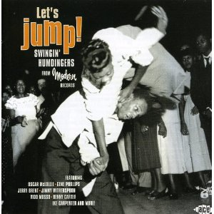 let's jump! swingin' humdingers