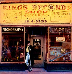 Rosanne Cash, King's Record Shop
