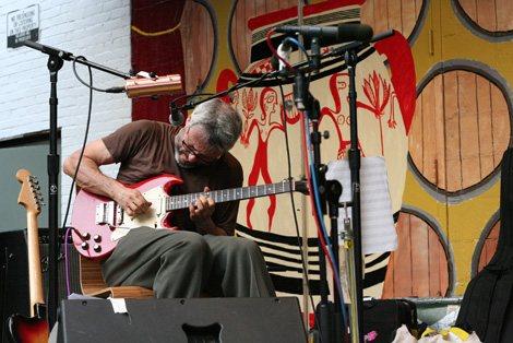 marc ribot guitar