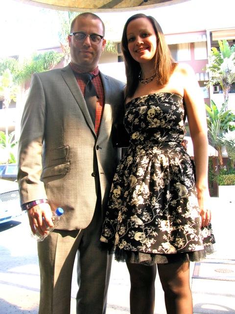 Geoff and Katie