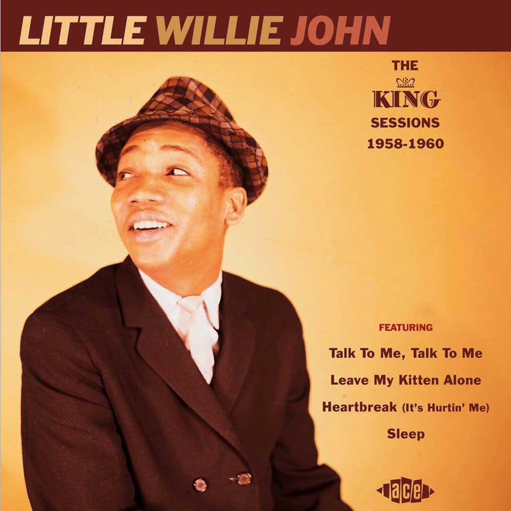 Little Willie John-Ace