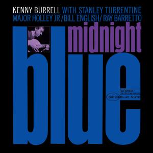 Kenny Burrell Midnight Blue