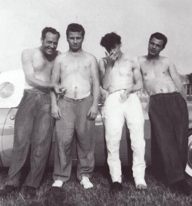 Johnny Burnette Trio