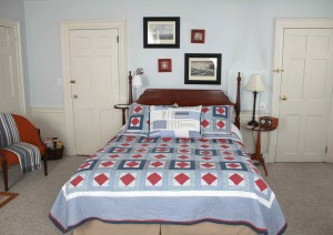 Captain's Quarters, B&B Accommodations, hotel, inn, Salem, MA