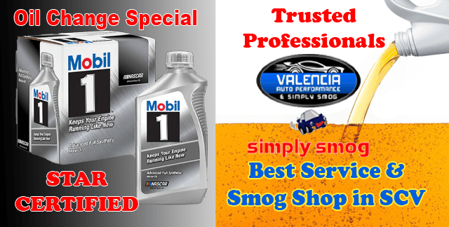 Valencia Auto Performance Service Special