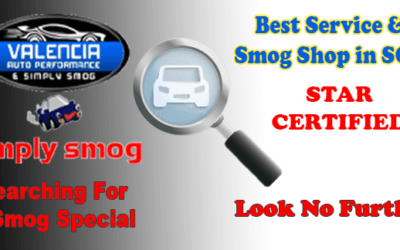 Looking For SCV's Best Smog Check – Search No Further