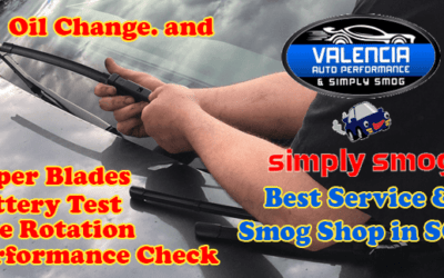 Chance of Rain Next Monday – Is Your Auto ROAD READY?   Valencia Auto Performance