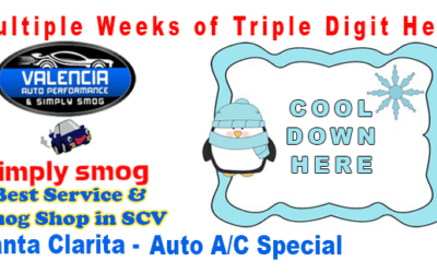 Best Auto A/C Deal in SCV    Valencia Auto Performance
