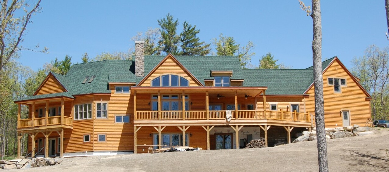 Homes By Vonderosa, Custom Home, New Hampshire