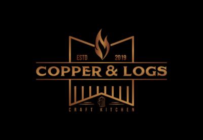 Copper & Logs Logo (PNG)