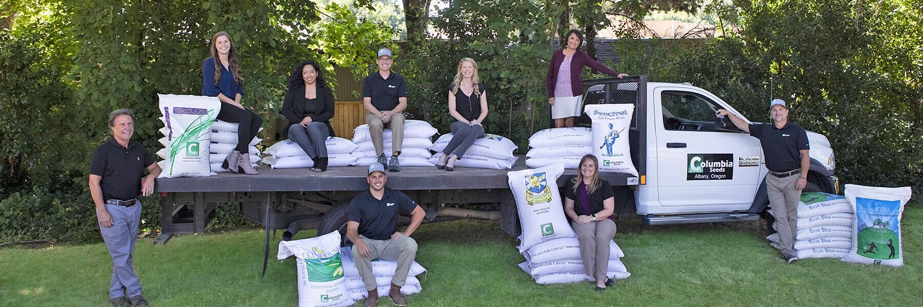 Columbia Seeds Team