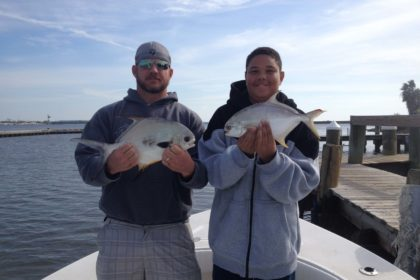 Fishing Charters Tampa Bay with SHallow Point Fishing Chartes 813-758-3406