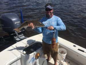 Slot Reds Tampa Florida Fishing Charters