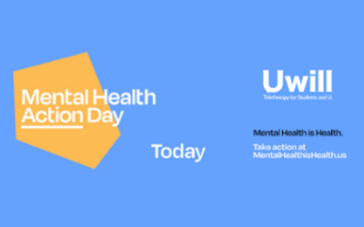 Uwill Joins Uber, Morgan Stanley, Snapchat for First-Ever Mental Health Action Day