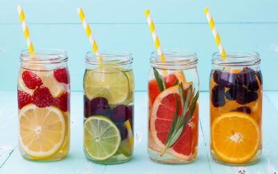 4 Ways to Add Flavor to and Spruce Up Your Water