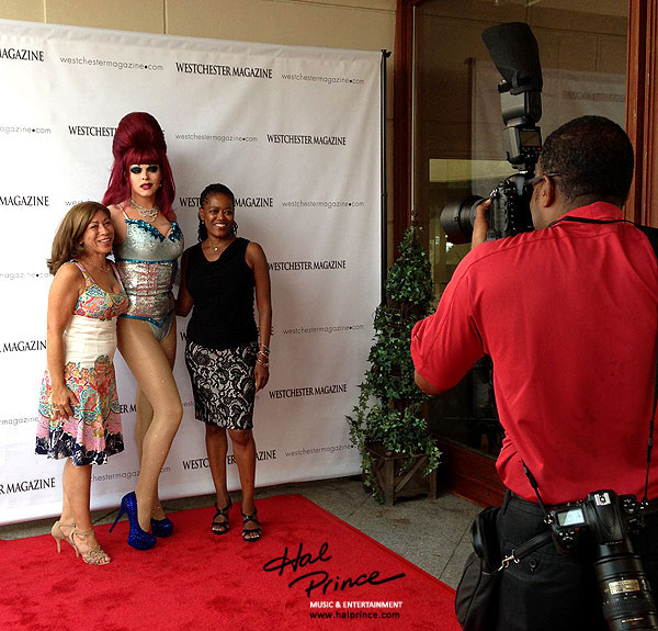Coco Photo-ops on the Red Carpet