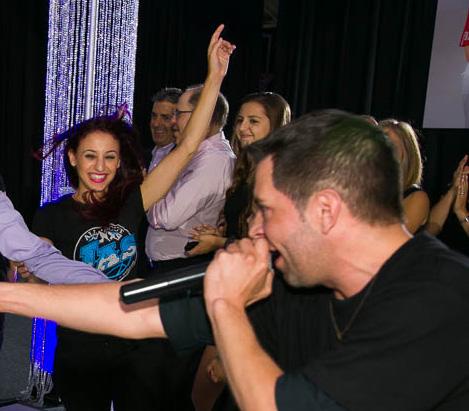 MC Oscar Will Keep the Dancefloor Full