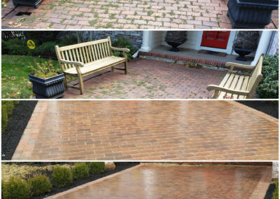 Pavers - Before & After
