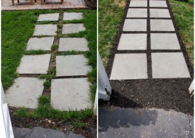 Flagstone – Before & After