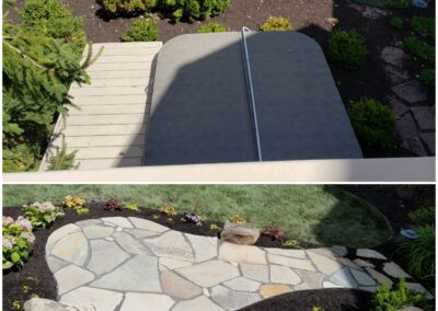 Flagstone - Before & After
