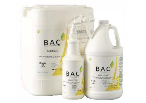 BAC disinfectant