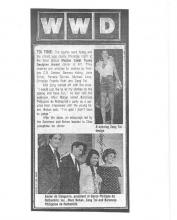 WWD Award