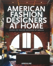 American Fashion Designer at Home