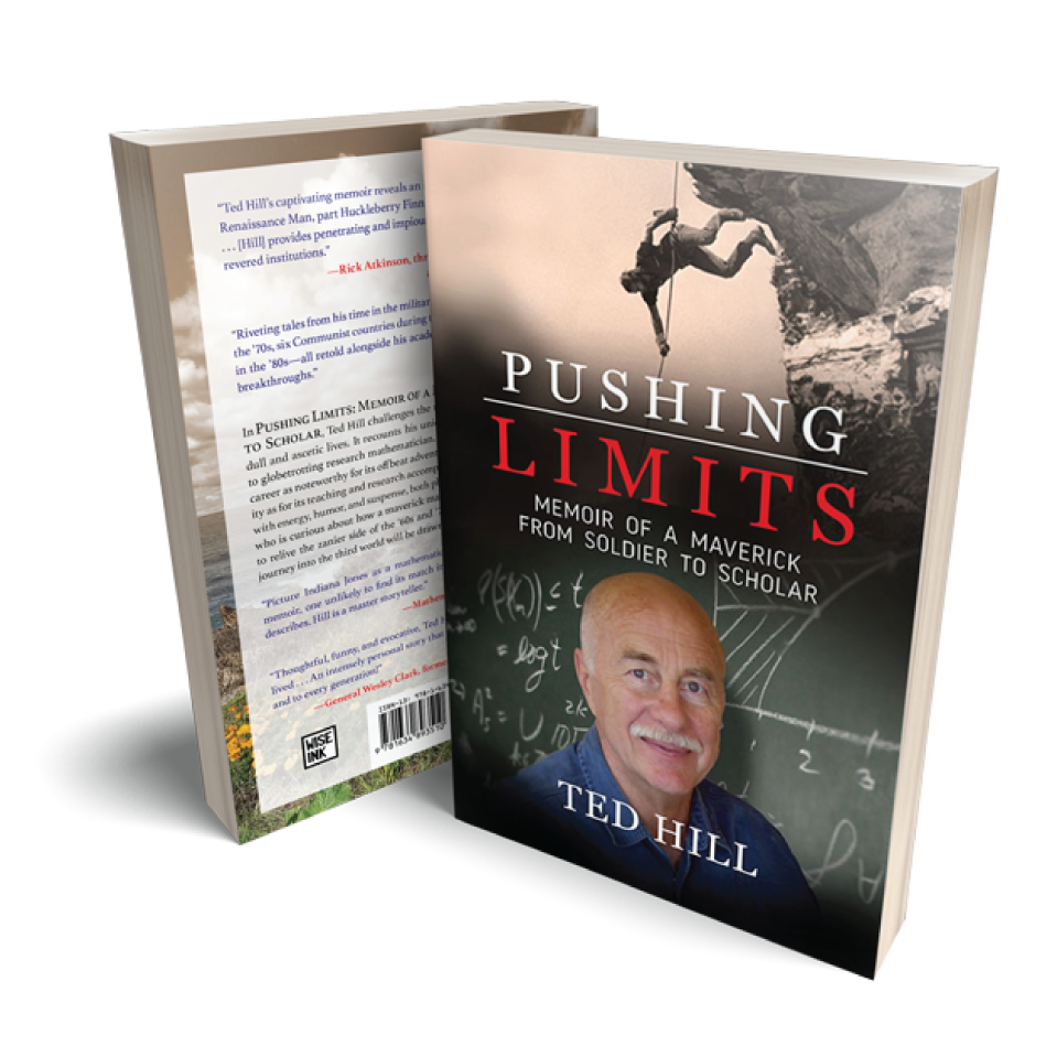 Pushing Limits: Memoir of a Maverick from Soldier to Scholar