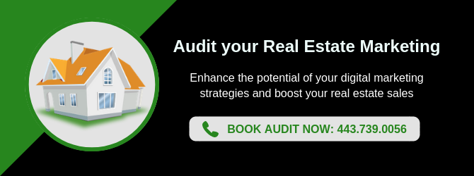 Real Estate Marketing Consultation CTA