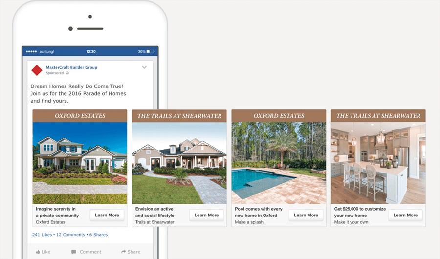 Real Estate Facebook Ads