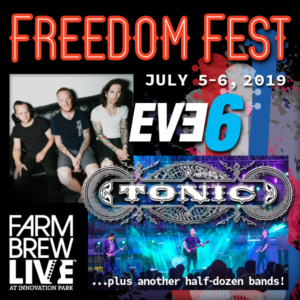 FREEDOM FEST! JULY 5