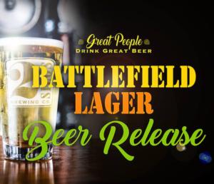 NEW: BATTLEFIELD LAGER