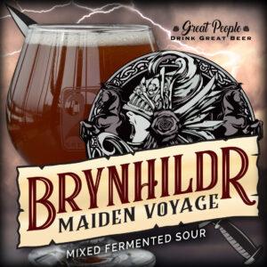 NEW BEER RELEASE: Brynhildr: Maiden Voyage