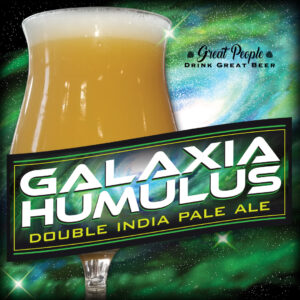 NEW BEER RELEASE: GALAXIA HUMULUS