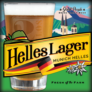 RE-RELEASE: HELLES LAGER